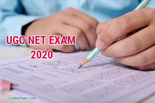 UGC Net Exam 2020