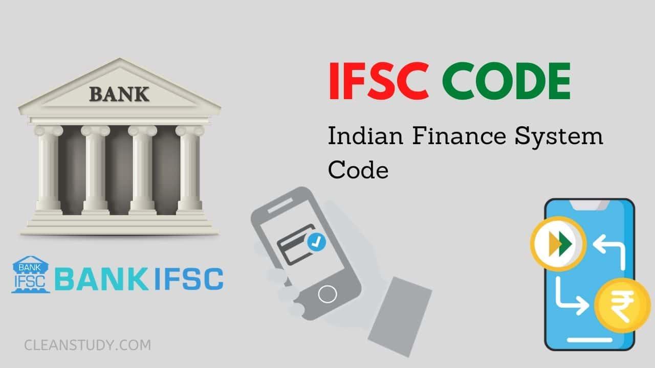 ifsc code